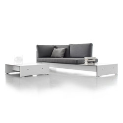 Riva lounge combination F | Garden sofas | Conmoto