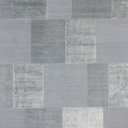 Casellario Monocromo light grey | Tappeti / Tappeti d'autore | cc-tapis