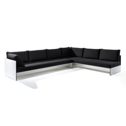 Riva lounge combination B | Garden sofas | Conmoto
