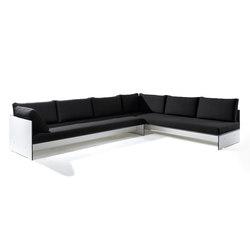 Riva lounge combination B | Sofás de jardín | Conmoto