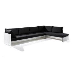 Riva lounge combination C | Garden sofas | Conmoto