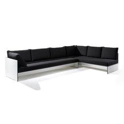 Riva lounge combination D | Garden sofas | Conmoto