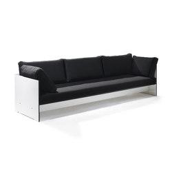 Riva lounge sofa | Divani da giardino | Conmoto