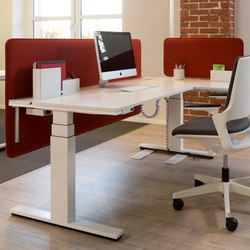 Winea X Tischpaneel | Panelsysteme | WINI Büromöbel