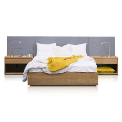 Ull & Eik Bed | Camas dobles | Thorsønn