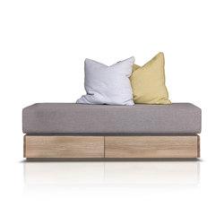 Ull & Eik Bench | Upholstered benches | Thorsønn