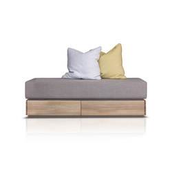 Ull & Eik Bench | Upholstered benches | Thorsønn