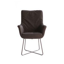 Chief dining chair | Sillas de conferencia | Label