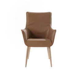 Chief dining chair | Sillas | Label