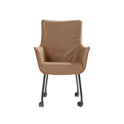 Chief dining chair | Sedie | Label van den Berg