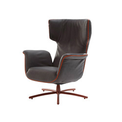 First Class Lounge Chair | Poltrone | Label