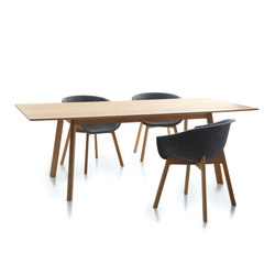 Pad table | Dining tables | Conmoto