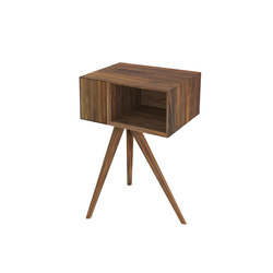 Incunabular Side Table | Comodini | Invisible City
