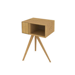 Incunabular Side Table | Mesillas de noche | Invisible City