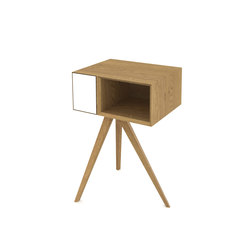Incunabular Side Table | Night stands | Invisible City