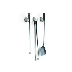 A Ferro e Fuoco Kaminbesteck | Fire tools | Conmoto