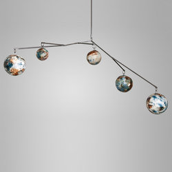 Porcelain Cassiopeia Ball SSSLL Discovery | General lighting | Andrea Claire Studio