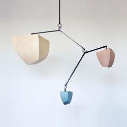 Ivy 3 ACE | Illuminazione generale | Andrea Claire Studio