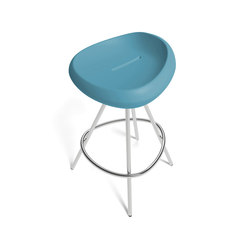 Beaser 65, kitchen stool | Bar stools | Lonc