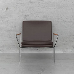 Hoyo Armchair | Lounge chairs | JENSENplus