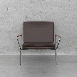 Hoyo Armchair | Poltrone lounge | JENSENplus