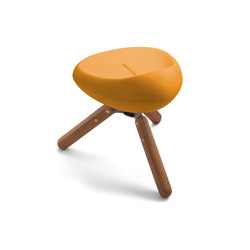 Beaser Wood 45, stool | Pouf | Lonc