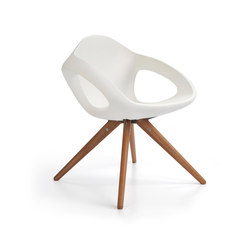 Easer Wood, chair | Chaises de restaurant | Lonc