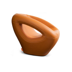 Seaser Leather, lounge chair | Poltrone | Lonc