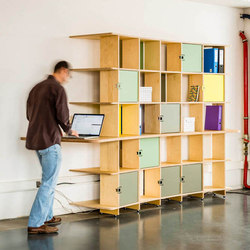 350 | Bookshelf | Office shelving systems | Jo-a