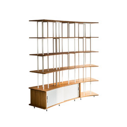 Arches Bookcase 180 | Office shelving systems | Jo-a