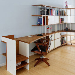 Arches Desk | Office shelving systems | Jo-a