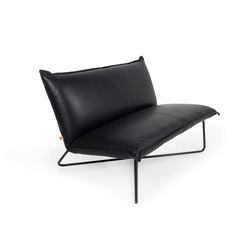 Earl 2-seats without arm | Divani lounge | Jess Design
