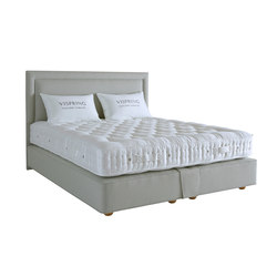 Baronet Superb | Double beds | Vispring