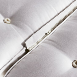 Options - Zip & link mattresses | Materassi | Vispring