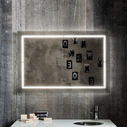 Bolla  AL550 | Espejos de pared | Artelinea