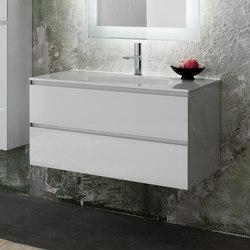 Domino AL350 | Armarios lavabo | Artelinea