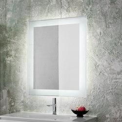Domino AL350 | Espejos de baño | Artelinea