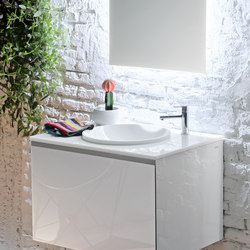 Domino AL348 | Wash basins | Artelinea