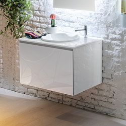 Domino AL348 | Armarios lavabo | Artelinea