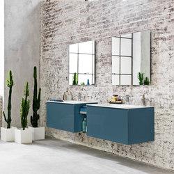 Domino AL346 | Wash basins | Artelinea