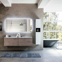 Domino AL559 | Wash basins | Artelinea