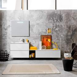 Domino 44 AL343 | Wash basins | Artelinea