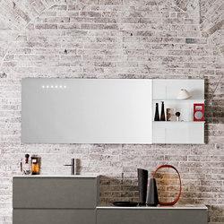 Domino 44 AL342 | Mirror cabinets | Artelinea