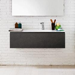 Domino 44 AL341 | Mobili lavabo | Artelinea
