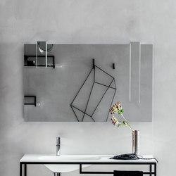 Frame AL554 | Specchi da parete | Artelinea