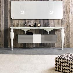 I Borgia AL532 | Mobili lavabo | Artelinea
