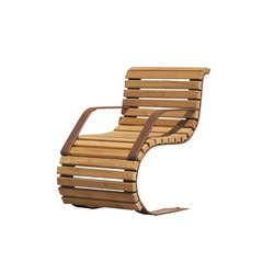 Migration chaise | Exterior chairs | CYRIA