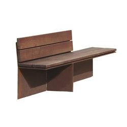 Monsieur banc | Sitzbänke | CYRIA