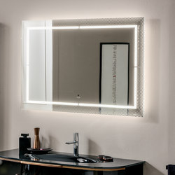 Kimono AL538 | Wall mirrors | Artelinea