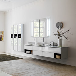Monolite 2.0 AL352 | Wash basins | Artelinea